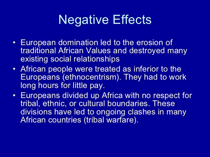 positive and negative effects of spanish colonization 1 what were the effects of spanish colonization of the philippines spain created the philippines it did not exist before spanish colonization, prior to.