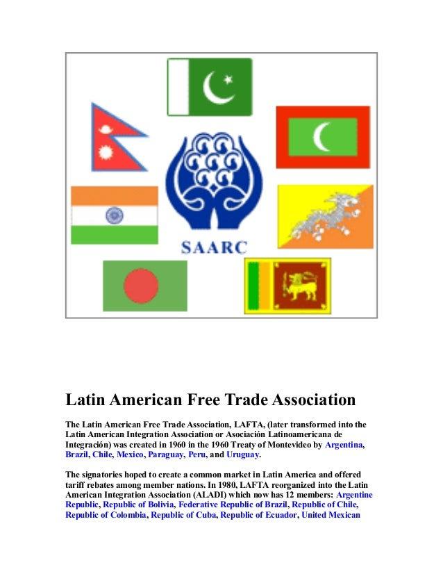 american free trade association
