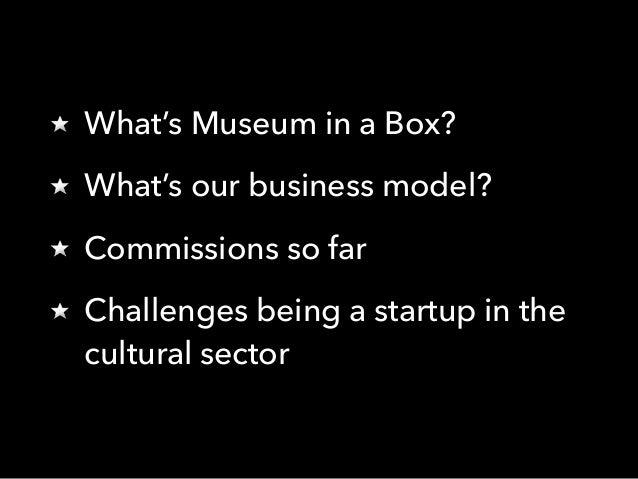 Museum in a Box: A Case Study Slide 2