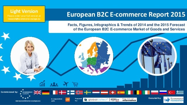 European B2C E-commerce Report 2015 Facts, Figures, Infographics & Trends of 2014 and the 2015 Forecast of the European B2...