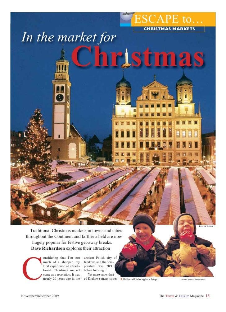 ESCAPE to…                                                                                                       CHRISTMAS...