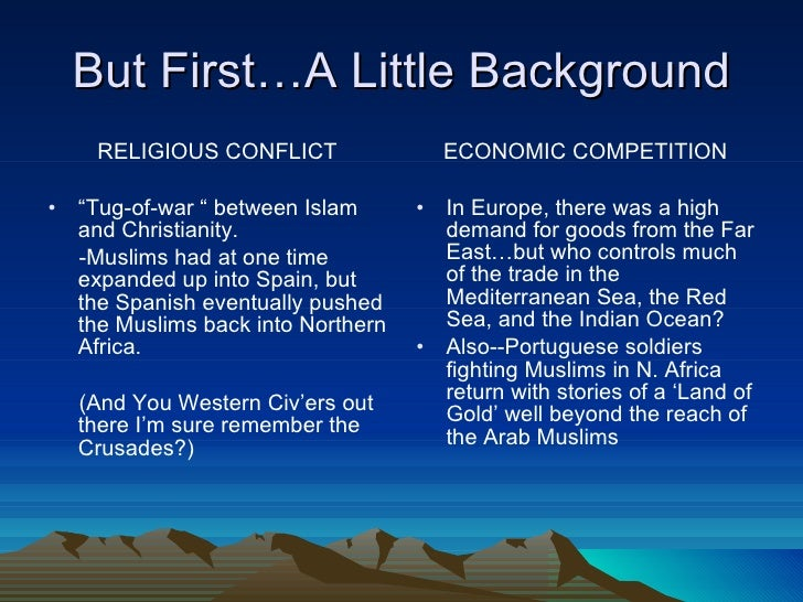 European contact with africa Slide 2