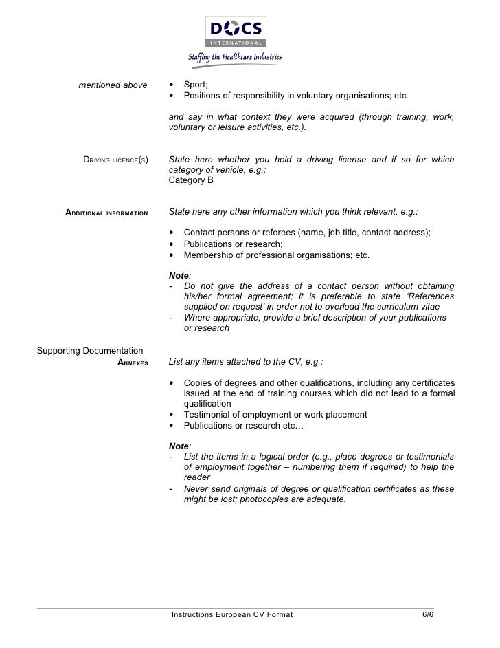 cv template - Student Athlete Resume