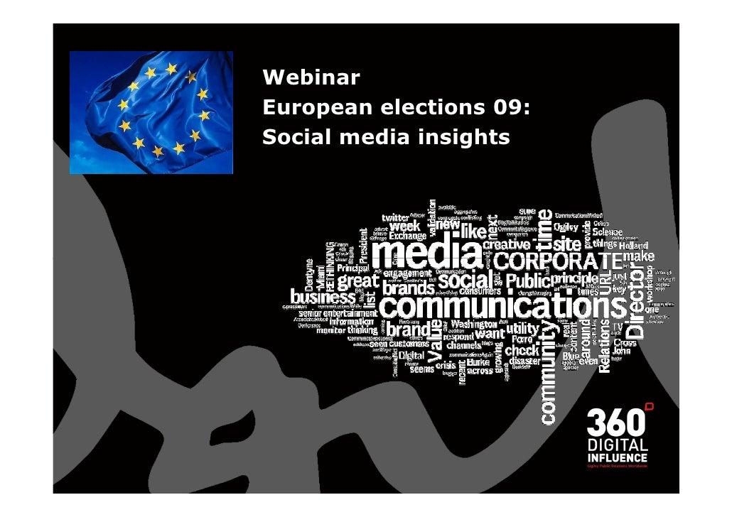 European Elections Webinar 0806