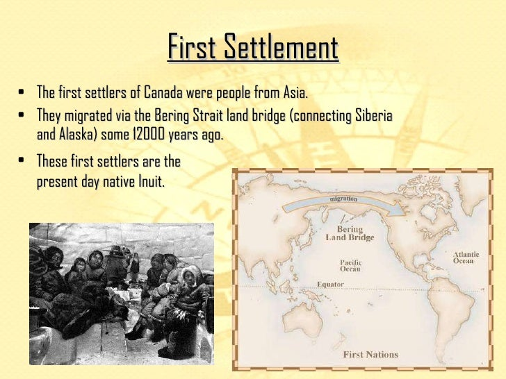 european exploration and settlements As a consequence, they soon adapted the technology of native americans to  their own needs european explorers, missionaries, soldiers, settlers, and traders .