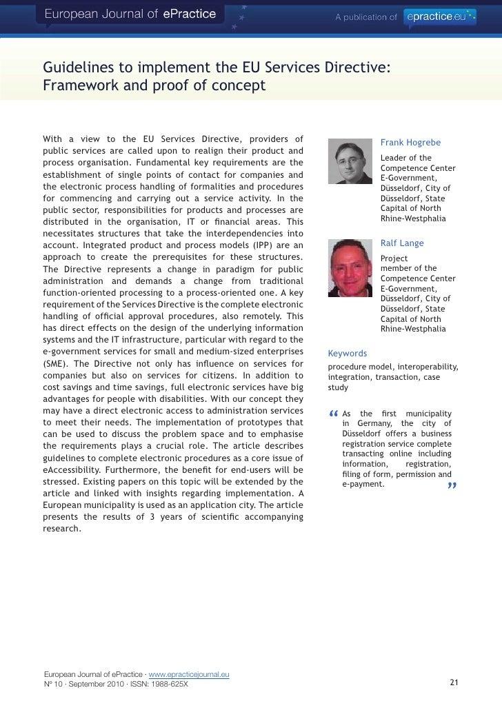 European journal epractice volume 10