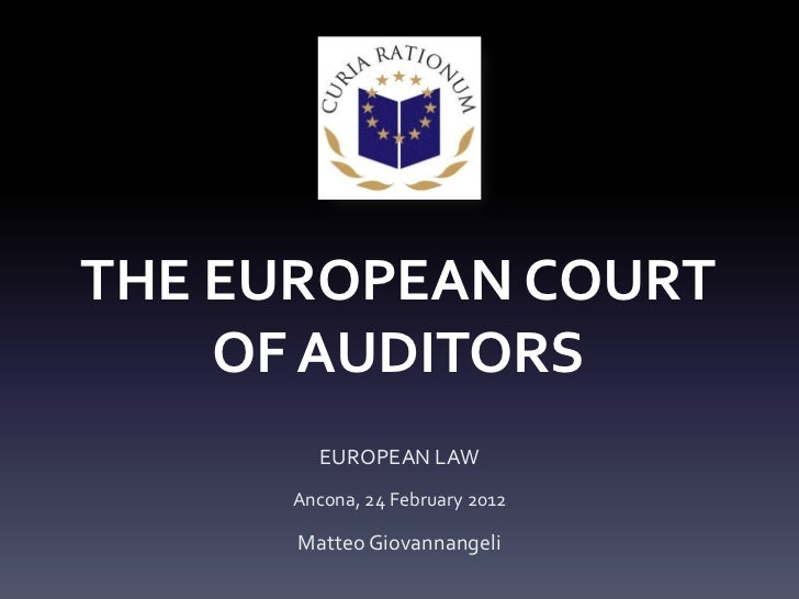 european law The academy of european law (ael) offers advanced-level summer courses in human rights law and the law of the european union it also manages several important research projects and runs a publications programme.