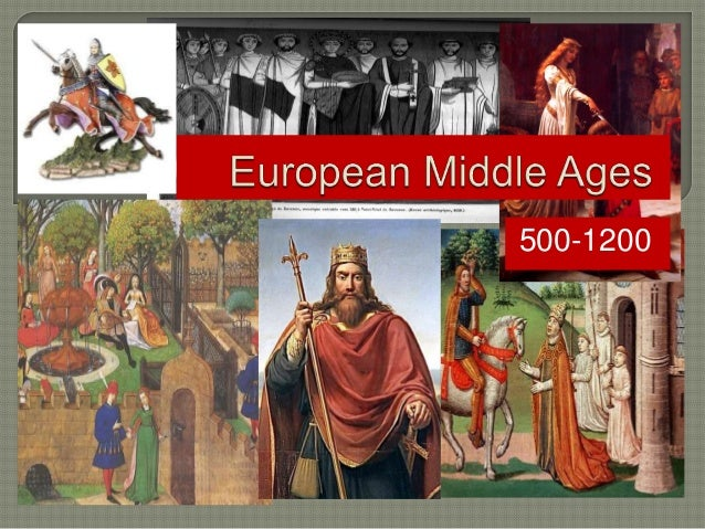 the end of the european dark ages Why are the middle ages often characterized as dark or less civilized.