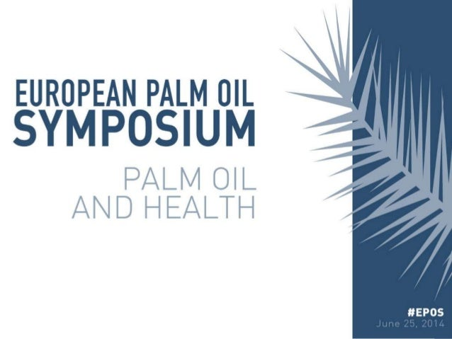 Albert J. Dijkstra Specialist in edible oil processing PALM OIL, FATTY ACIDS AND TRIGLYCERIDES AND THEIR COMPOSITION