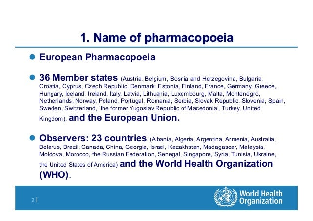 pharmacopoeia of the peoples republic of china