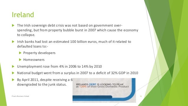 european debt crisis thesis Debt crisis in greece, what is the action taken and what should be done from now on» the whole analysis and structure of the paper will be based on this question the importance of the subject is believed by academia to be of great magnitude.