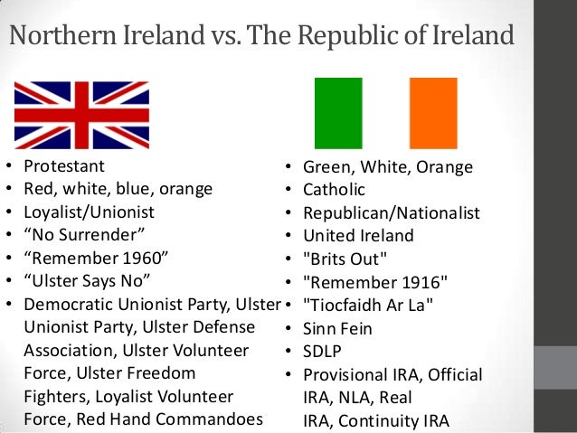an overview of the republic of ireland