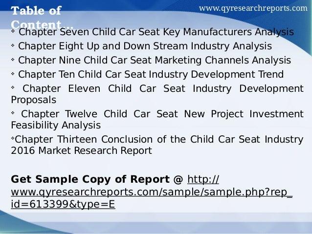 Child Car Seat Manufacturers China