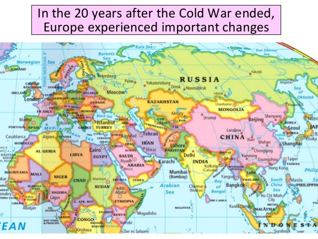 Post Cold War Western Europe - YouTube