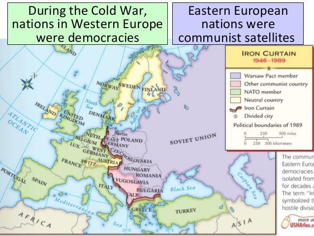 Post-war Europe - alphahistory.com