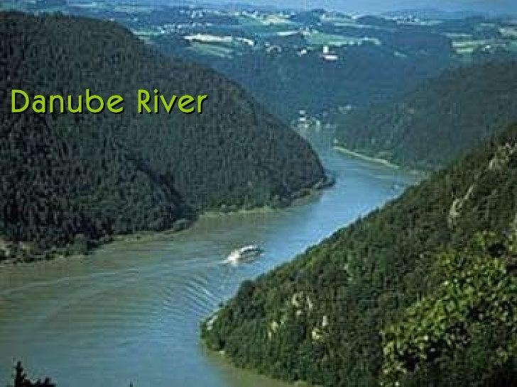 danube river danube river