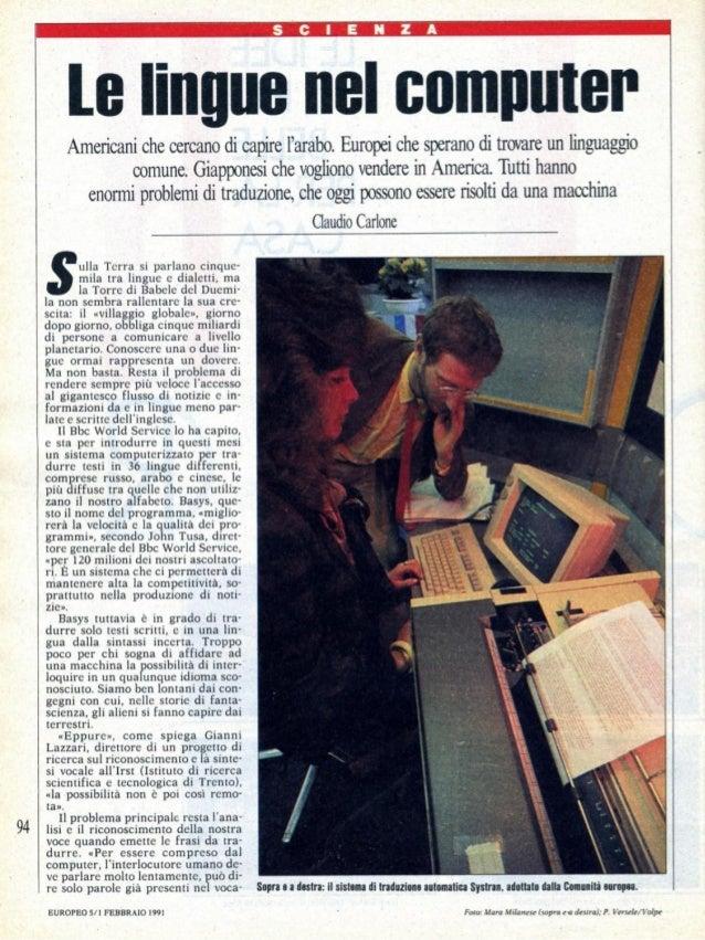 Europeo, Feb 1, 1991
