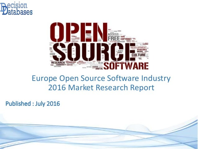 The open source software industry report