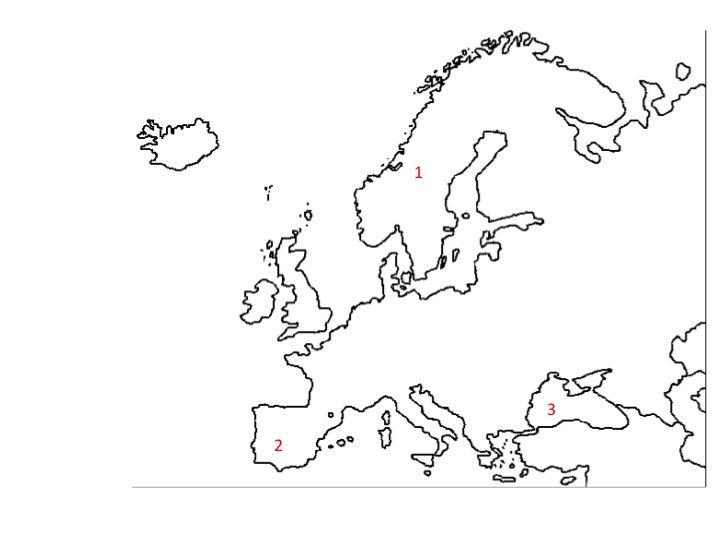 Europe quiz game Slide 2