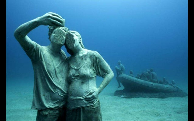 Museo Atlántico will be inaugurated on 10 January as artist Jason deCaires Taylor completes his monumental underwater scul...