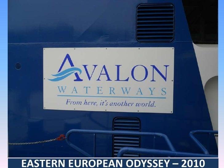 EASTERN EUROPEAN ODYSSEY – 2010<br />