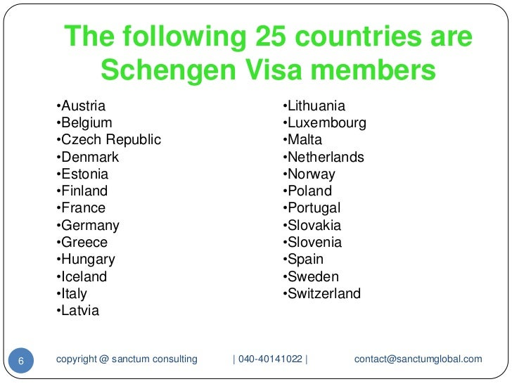 Europe visit visa sanctum consulting stopboris Gallery