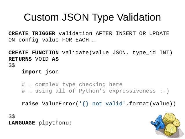 PostgreSQL and Python