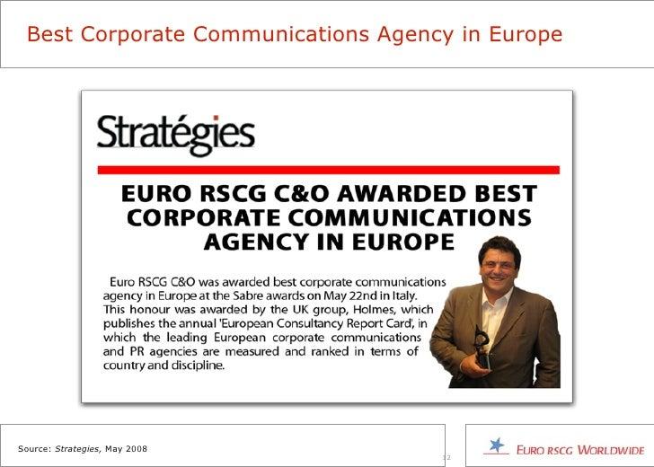 Euro Rscg Ww Pr Credentials