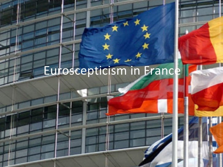 Euroscepticism in France
