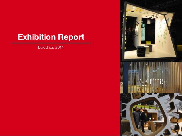 Exhibition Report EuroShop 2014