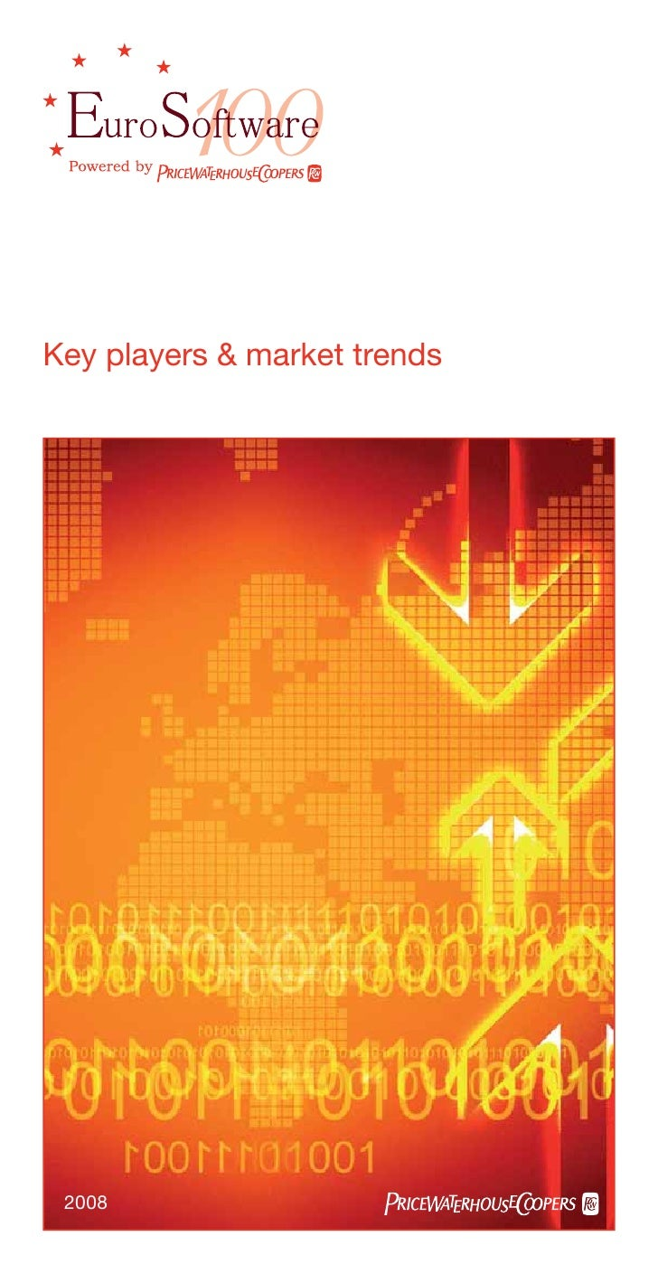 Key players & market trends      2008