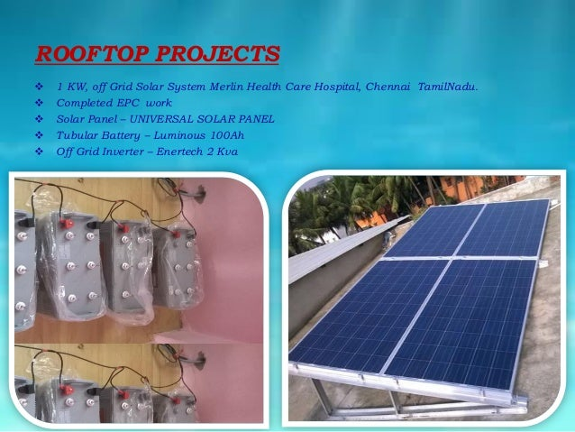 Solar Pv Panels And Invertors By Euro Solar System