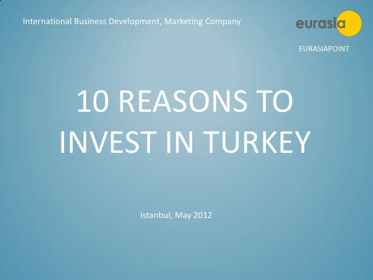 International Business Development, Marketing Company                                                        EURASIAPOINT ...