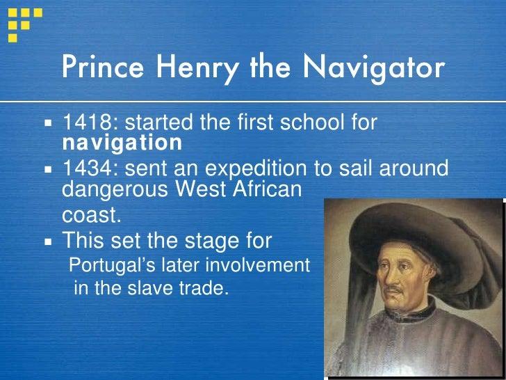 prince henry the navigator impact