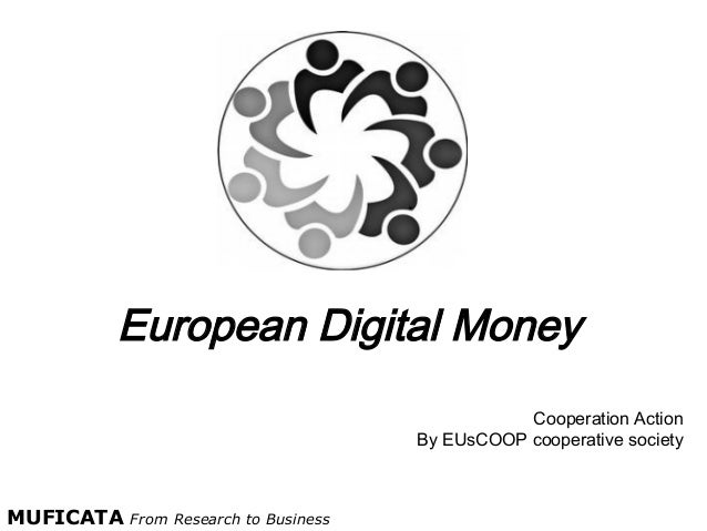 Eus The European Digital Money