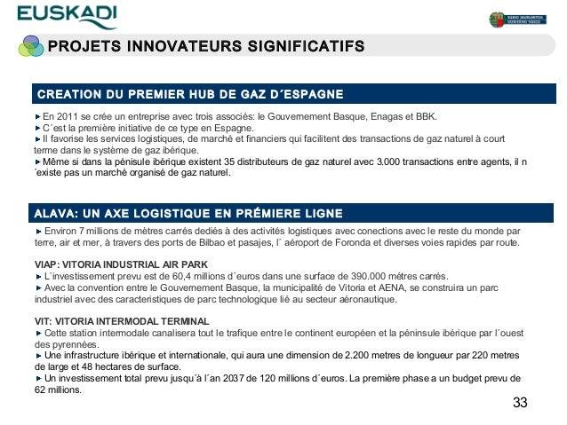 PROJETS INNOVATEURS SIGNIFICATIFSCREATION DU PREMIER HUB DE GAZ D´ESPAGNE  En 2011 se crée un entreprise avec trois associ...