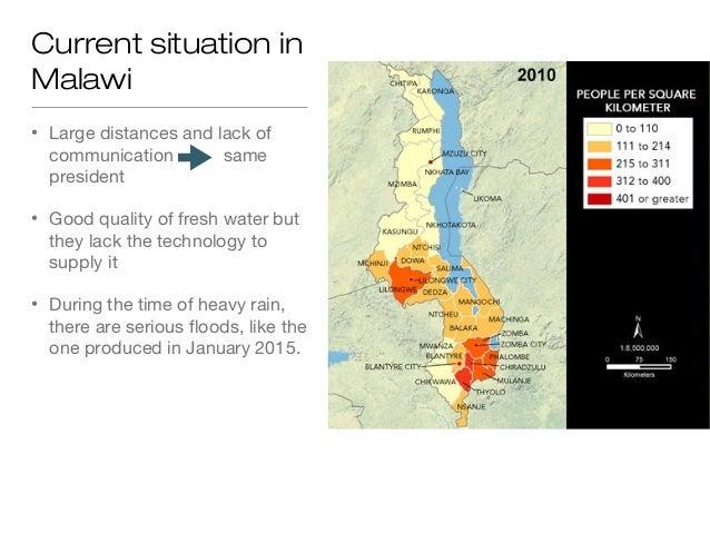 Malawi's Refugee Crisis