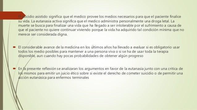 825a55fb0 Eutanasia (Concepto Medico y Legal)