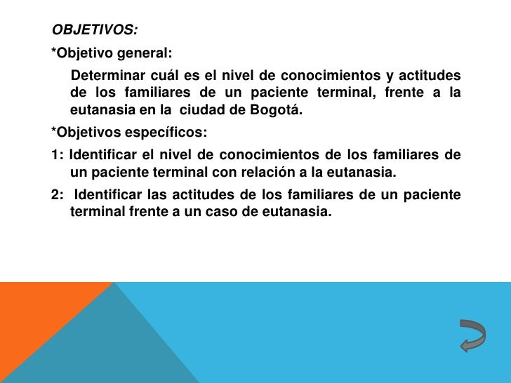 Eutanasia en colombia 1 - Casos de eutanasia ...