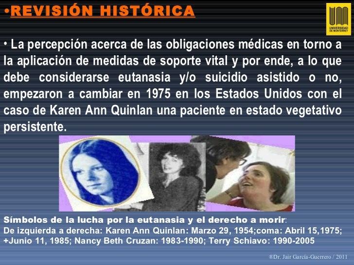 Eutanasia y bio tica - Casos de eutanasia ...