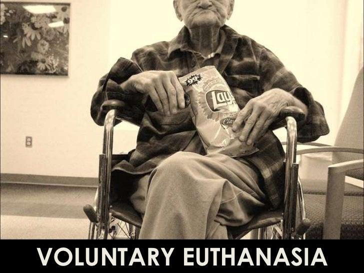My view on euthanasia