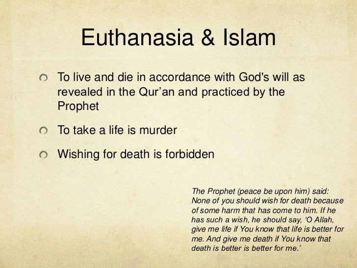 euthanasia should people be forced to stay alive Do you think that the right to life and people should not be forced to stay alive if their lives are euthanasia should be a legal practice.