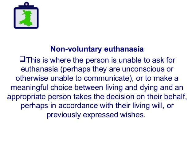 Why euthanasia is a bad thing