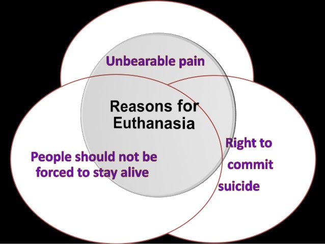 euthanasia devalues human life essay Medical ethics on euthanasia philosophy essay  values dictate us to  can be the basis of a human society, where the sanctity of life is.