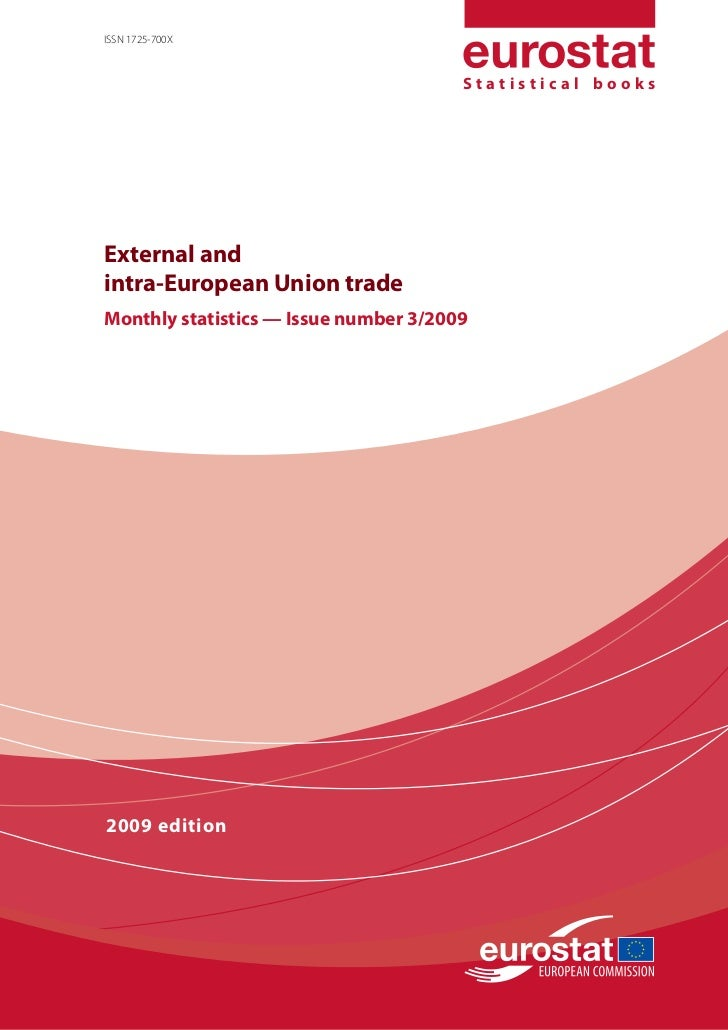 ISSN 1725-700X                                       Statistical booksExternal andintra-European Union tradeMonthly statis...