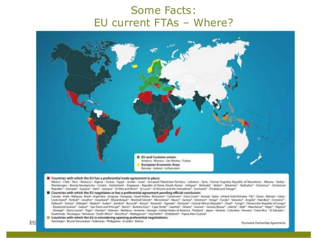 Eu Trade Policy With Third Countries Implications For Africa