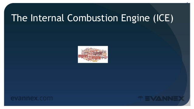 The Internal Combustion Engine (ICE) 4