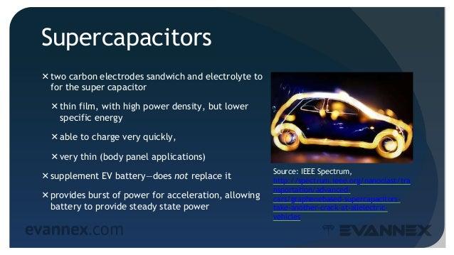Electric Vehicle University - 210c EV BATTERY TECHNOLOGY