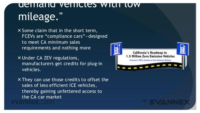 Electric Vehicle University - 310c BEVS VS. FCEVS Slide 3