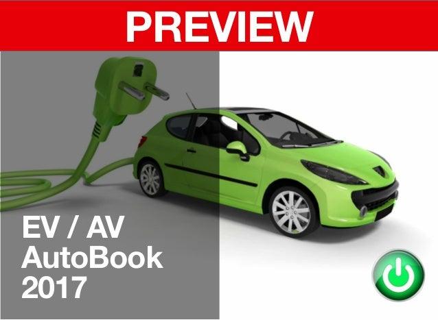 EV / AV AutoBook 2017 PREVIEW